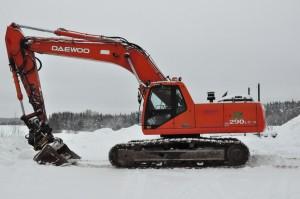 Daewoo 290